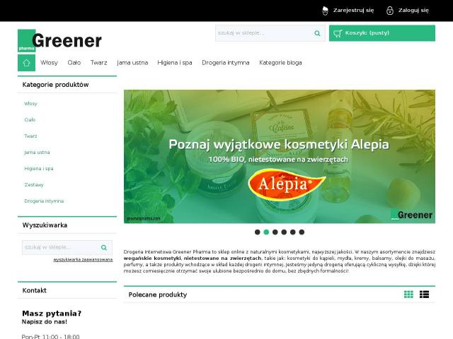 Wibrator analny | Greener Pharma